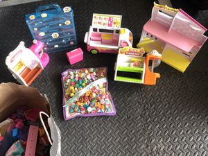 Shopkins and LalaLoopsy Lot for Sale in Rossmoor, CA