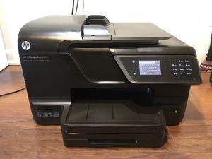 HP OfficeJet Pro Wireless 8600 All-In-One Printer Fax Copy for Sale in Casselberry, FL