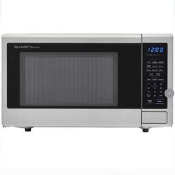Microwave Oven Kitchen Countertop Microondas Horno Cocina Sharp 1.1 CU FT SMC1132CS for Sale in Miami,  FL