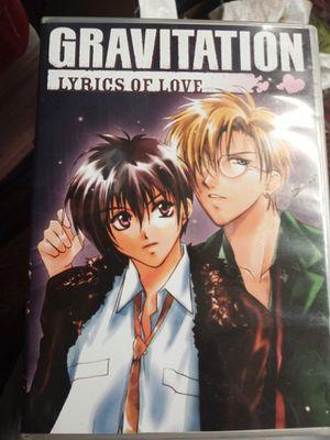 Anime DVD Gravitation for Sale in Auburndale, FL