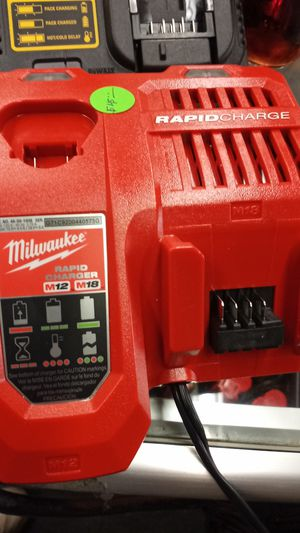 MILWAUKEE RAPID CHARGER ( TOOL ONLY) for Sale in Fontana, CA