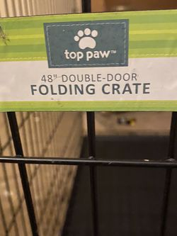 XL 48inch Wire Dog Crate for Sale in Fort Myers,  FL