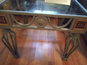 Heavy Glass tables for Sale in Northumberland, PA