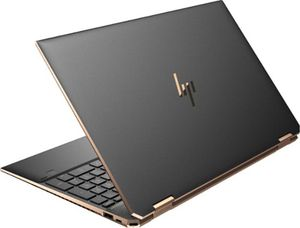 "NEW HP - Spectre x360 2-in-1 15.6"" 4K Ultra HD Touch-Screen Laptop Intel Core i7 16GB Memory GeForce GTX 1650 Ti 1TB SSD - Nightfall Black for Sale in Houston, TX"