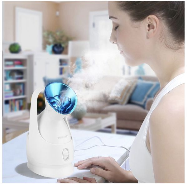 Kingdom care nano-facial steamer