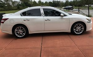 For sale 2010 Nissan Maxima FWDWheels Clean Carfax for Sale in Durham, NC