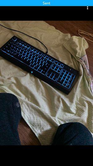 Razor cynosa chroma gaming keyboard for Sale in Pasco, WA