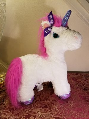 Furreal Friend Magical Unicorn for Sale in Romeoville, IL
