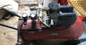 """AIR COMPRESSOR - ELECTRIC - USED, """"AS IS"""" for Sale in Odenton, MD"""