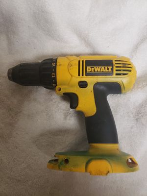 "Dewalt 18V 1/2"" chuck drill. for Sale in Lansing, IL"