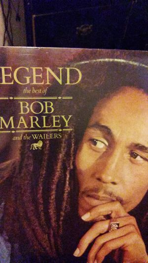 Bob Marley album (Legend the best of? for Sale in Fresno, CA