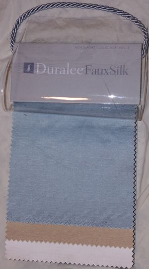 Fabric Sample Book: Duralee Faux Silk. Northport Collection. Vol. II for Sale in Seattle, WA