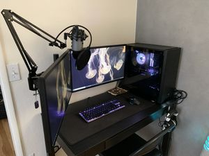 Gaming PC Setup for Sale in San Diego, CA