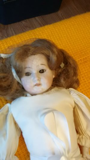 Armand Marseille bisque doll for Sale in Winterport, ME