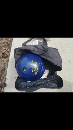 Bruinswick bowling ball for Sale in Farmville, VA