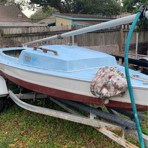 15 1/2 Ft. sailboat for Sale in Largo, FL