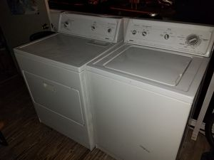 Kenmore washer and dryer electric for Sale in Gaithersburg, MD