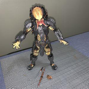 "NECA ALIEN vs PREDATOR Scar 7"" Action Figure Unmasked for Sale in Los Angeles, CA"