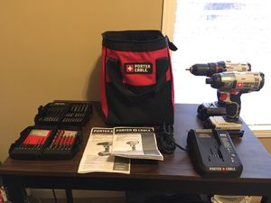 Porter Cable Twin Drill Set for Sale in Easley, SC
