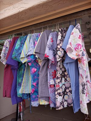 Scrub tops size Large for Sale in Avondale, AZ