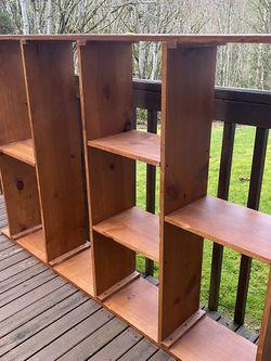Room Divider Shelves for Sale in Port Orchard,  WA