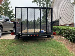 Horton hauler 14 foot trailer for Sale in Covington, GA