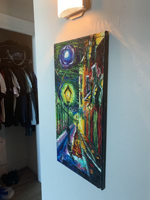 Original Artwork from New Orleans for Sale in Tampa, FL