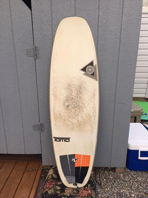 5'4 Tomo Evo Surfboard for Sale in Beach Haven, NJ