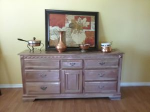 Bronze Triple Dresser for Sale in Macon, GA