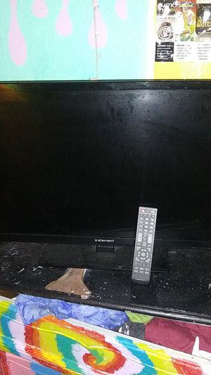 36' Element flat screen TV with remote for Sale in Pickens, SC