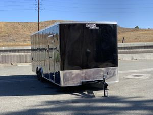 """102x24 Enclosed Car Trailer *10,000 GVWR * 12"""" Extra Height * for Sale in Redlands, CA"""