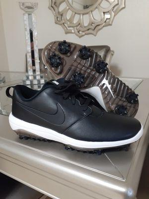 Men's Nike Roshe G Tour Golf Shoes AR5579 001 Black White for Sale in San Diego, CA
