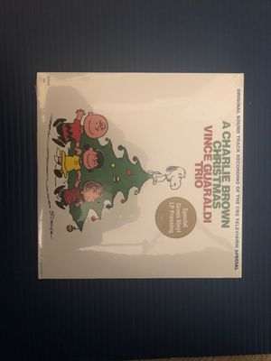 Vinyl Record - Vince Guaraldi Trio, A Charlie Brown Christmas for Sale in Washington, DC