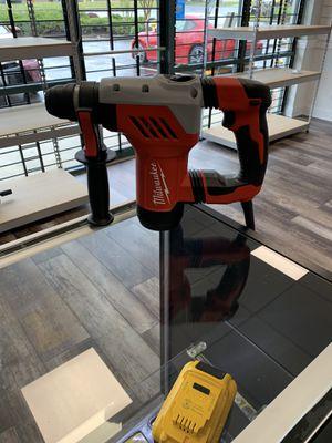 Milwaukee hammer drill for Sale in Manassas, VA