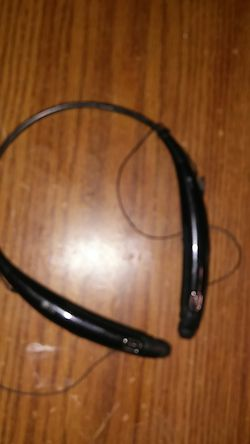 Wireless headphones LG for Sale in Clint,  TX