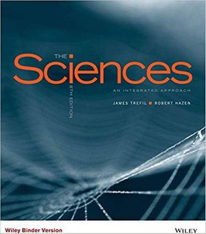 The Sciences: An Integrated Approach 8th Edition ebook PDF for Sale in Los Angeles, CA