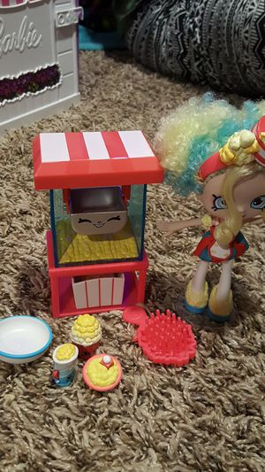 Shopkins Popette doll set for Sale in Bothell, WA