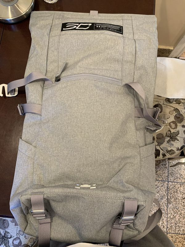 Curry limited edition backpack grey