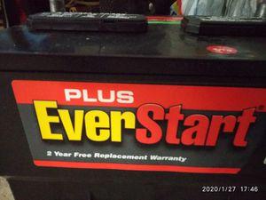 12 v Ever Start battery for Sale in Pompano Beach, FL