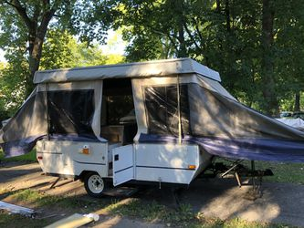 2002 Jayco Qwest Pop Up for Sale in Canandaigua,  NY