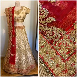 Pakistani Indian Bridal Party Lehnga Dress for Sale in Fairfax, VA