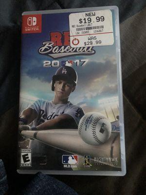 RBI: Baseball - Switch Game for Sale in Kennewick, WA