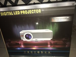 New WiFi projector for Sale in Manhattan Beach, CA