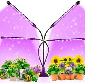 EZORKAS 9 Dimmable Levels Grow Light with 3 Modes Timing Function for Indoor Plants for Sale in Ontario, CA