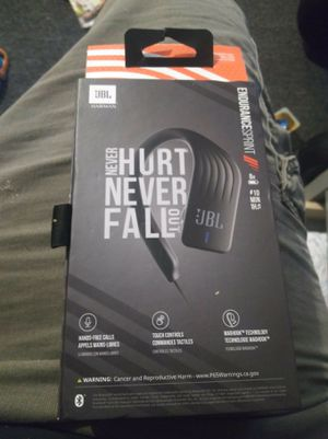 JBL Endurance Sprint Wireless Earbuds for Sale in Fresno, CA