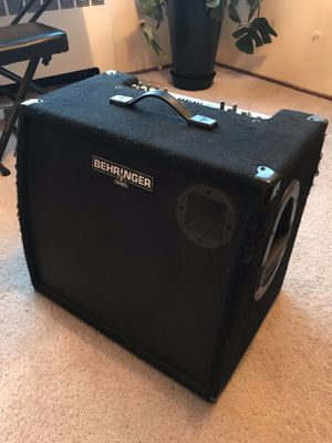 Behringer music amp amplifier bass keyboard electric for Sale in Portland, OR