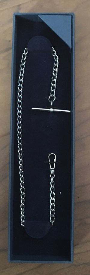 T-Bar Pocket Watch Chain - Charles-Hubert, Paris for Sale in Poway, CA