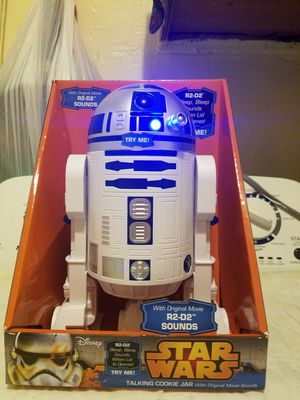 Used, R2D2 talking cookie jar for Sale for sale  New York, NY