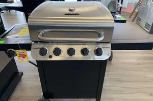 Brand New Char-Broil Stainless Steel BBQ Grill! SZJ for Sale in Buda, TX