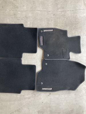 2014~2019 Mazda 6 Floor Mat Genuine Part for Sale in Fullerton, CA